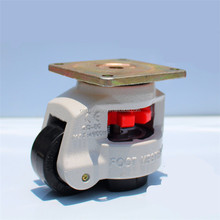 Best Price Foot Master Caster adjustable wheel castor With leveling retractable casters