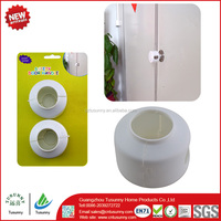 Removable OEM PP material safety door knobs lever handle cover