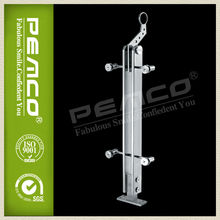 Porch Exporting elevator guide rail post in stainless steel