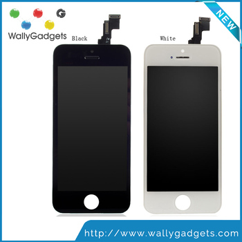 competitive price clear lcd for iphone 5c lcd touch screen assemby