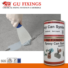 Taiwan cement floor ceramic tiles and metal epoxy resin adhesive