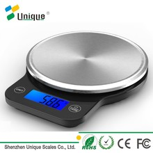 ce rohs certificated 1g division medicine fruit weigh electronic kitchen weight scale for sale