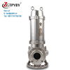 Direct Distributor Stainless Steel Sump Pumps Waste Water Disposal Pump