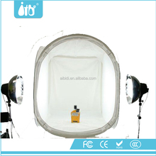 Durable amazing mini 3D White nylon portable photo studio