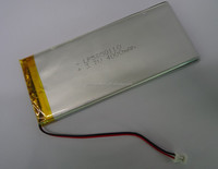 5850110 3.7v 3500mah rechargeable lipo battery lithium polymer battery pack 5.8mm50mm110mm