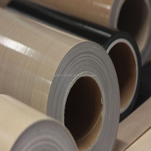 Qualitied PTFE coated fiberglass fabric teflon cloth