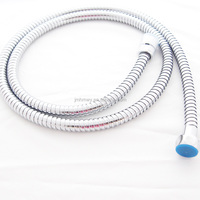 Jiangmen factory supply 1.5M flexible extension stainless steel shower hose