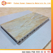 Aluminum Honeycomb Light Weight Acoustic Wall Rock Wool Panel