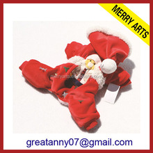 wholesale payment asia alibaba china christmas new design xmas pets christmas clothes made in china