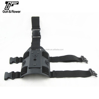 Tactical Drop Leg Holster for Glock 17 19