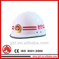 Electric shock prevention safety work helmet