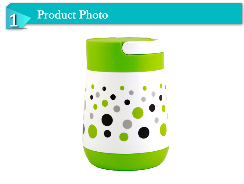 cheap price 1.4L kids lunch bottle box thermal food jar (CGUF014)
