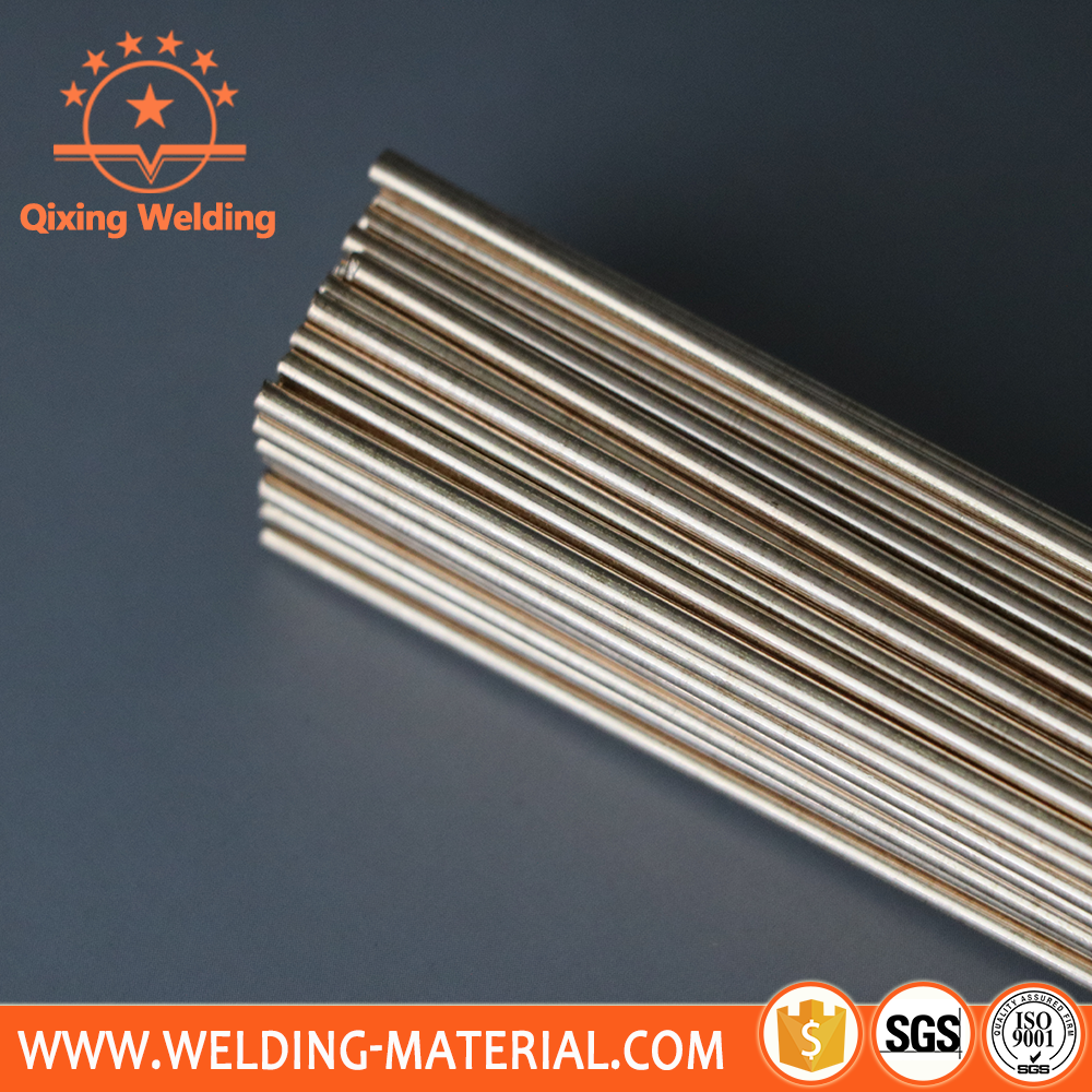 High silver material with cadmium welding alloy