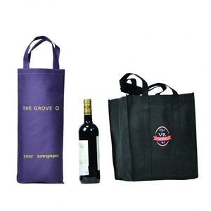 top quality 1 bottle wine bags