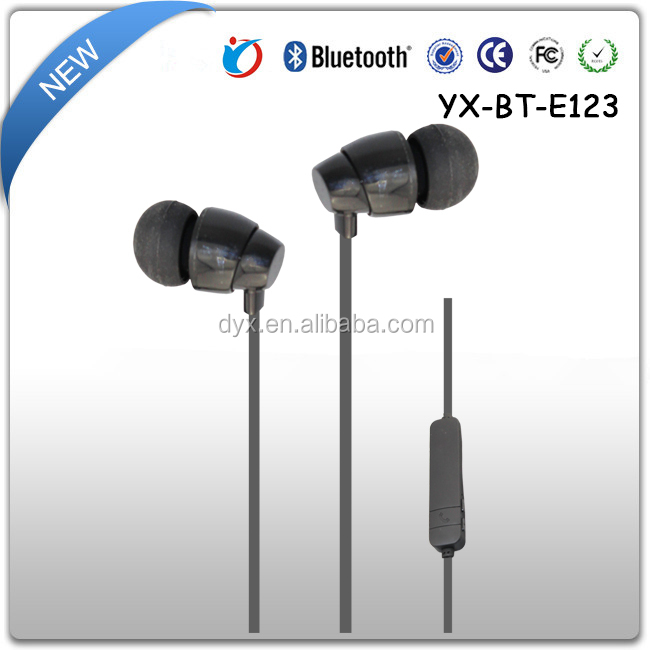 Cheapest bluetooth wireless earphone, sport headset pods earphone earpod headphone extension cable
