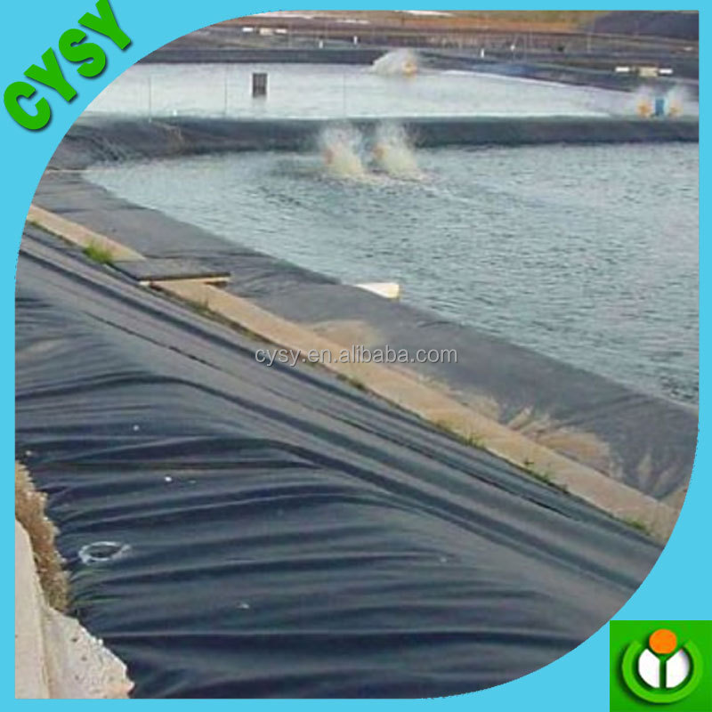 Plastic swimming pool cover roll fish farm pond liner hdpe geomembrane