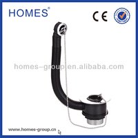 EU Drainer 1-1/2 sink combi Waste brass body kitchen drainer