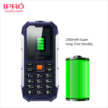 2017IPRO newest model Shark water-proof phone 2.0 inch TFT screen 2G mobile phone
