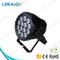 Waterproof outdoor par can 14X3W RGB 3in1 led stage par can ip 65 led par