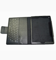 PU Leather Bluetooth Keyboard Portfolio Stand Case Cover for iPad Pro 12.9 inch