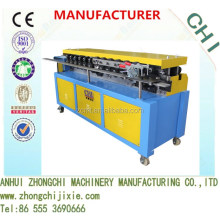metal sheet flange forming machine