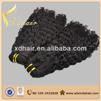 Alibaba express products wholesale kinky curly 100% peruvian virgin hair