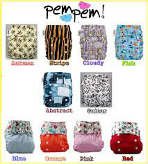 Pempem! Cloth Diapers