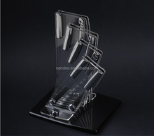 Unique Clear Acrylic Knife Holder
