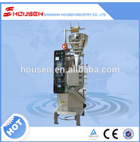 New style mineral water sachet liquid packing and filling machine