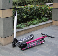 2016 Perfect Design Only 6.3KG electric mobility scooter With 10.2Ah Lithium Batteries
