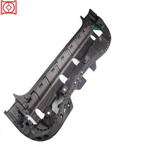 Professional OEM custom auto front bumper plastic injection mould with high precision