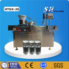 automatic small does filling machine /vial liquid filling capping machine.