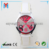 fashional jewelly leather Hot 2013 Trendy Women Watches