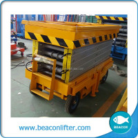 best price scissor lift mobile tracking scissor lift