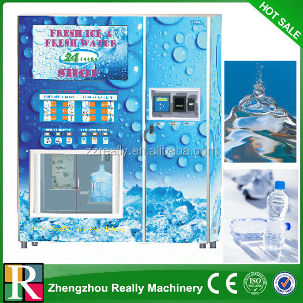 Refill 5 Gallon Bottle Water Vending Machine