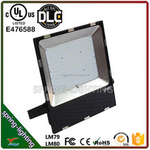 UL DLC listed Wide beam angle 120degree 10w 20w 30w 50w 80w 100w 150w 200w LED flood light replace traditional halogen bulbs