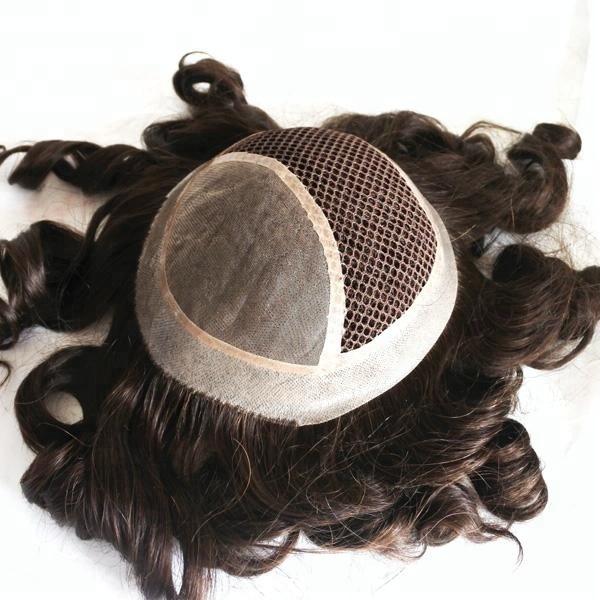 human hair toupee pieces for women