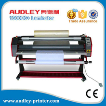 Audley 1600H6 160cm or 63inch one side fast speed hot film automatic Solventless Lamination Machine