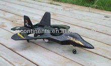 2013 new 2.4G RC 4ch model plane with gyro for sale