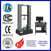 Load Cell Computer Controlled Electronic Universal Test Gauge/ Tensile Testing Machine