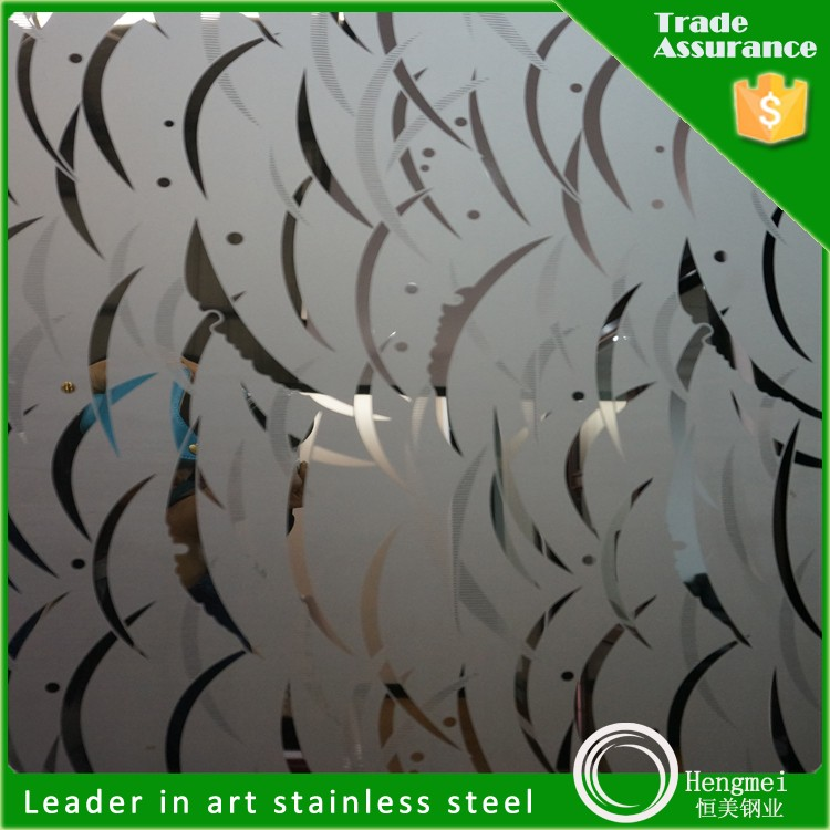 decorative stainless steel sus 409 circle