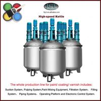 closeout paint production machinery