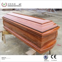 Best handicrafted experience! all type of western wooden casket for sale