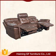 Sofa leder offer lounge furniture brown leather-match italian sofa