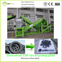 Dura-shred popular copper cable recycling machine