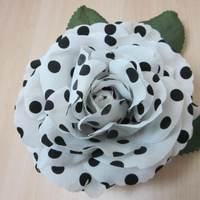 Artificial Flower Accessories For Fashion Hat