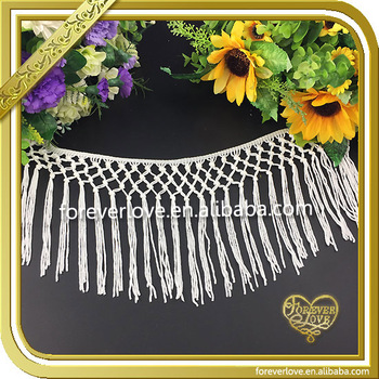 2016 New Arrival Tassel Fringe Trimming For Dress FT-001