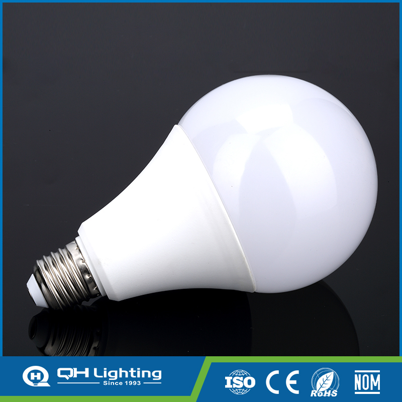Energy saving lamp CE RoHS 12w e27 led bulb raw material