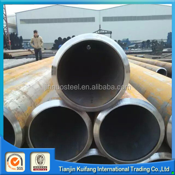 MS Seamless Pipe A106 Grade B 355*66 size seamless pipe