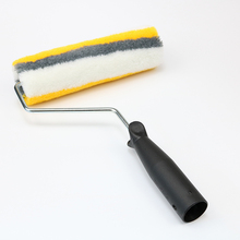 Portable sponge paint foam roller <strong>brushes</strong>